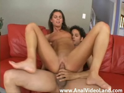 Naomi Russell anal sex video from Anal Video Land