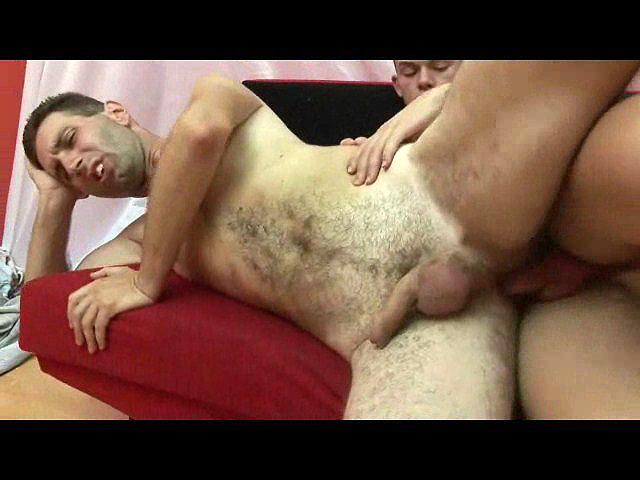 Creampie Studs gay cream pies video