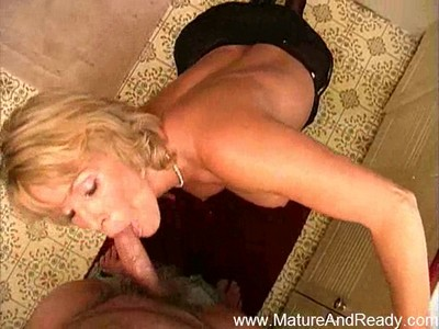 Mature And Ready mature women video