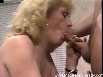 Mature And Ready mature women video
