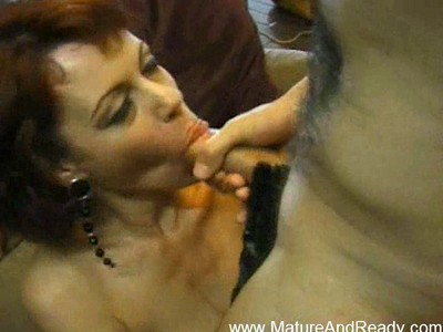 Rubee Tuesday mature women video from Mature And Ready