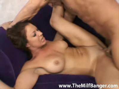 Vanessa Videl milf porn video from The MILF Banger