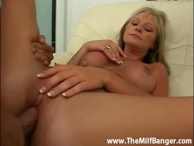 Allison Kilgore milf porn video from The MILF Banger